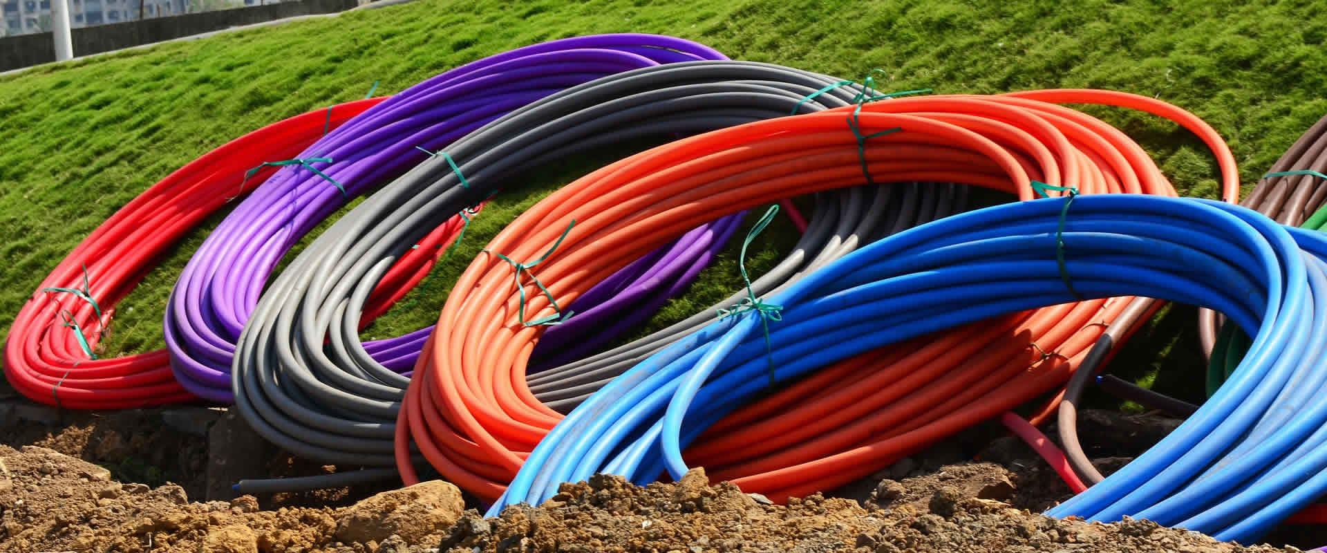 Gaines pour cablage telecom