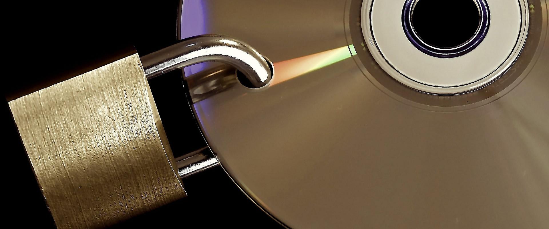 Stockage et sécurité des données