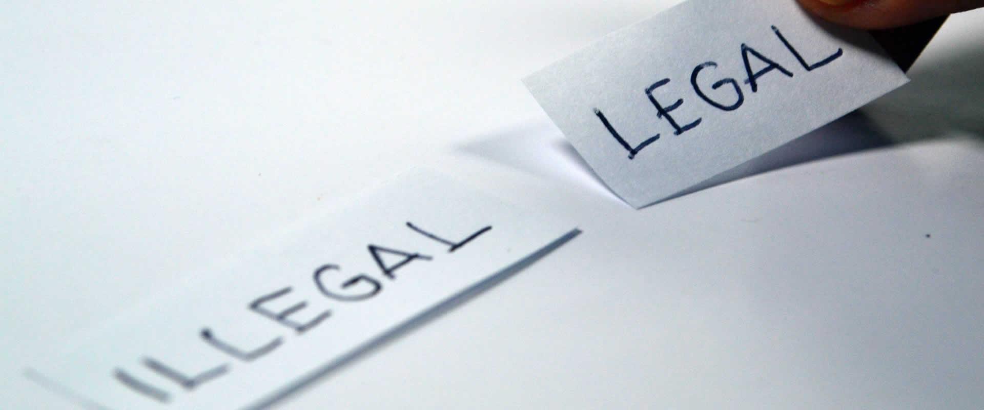 Obligations réglementaires pour un site web