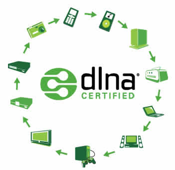 Certification DLNA
